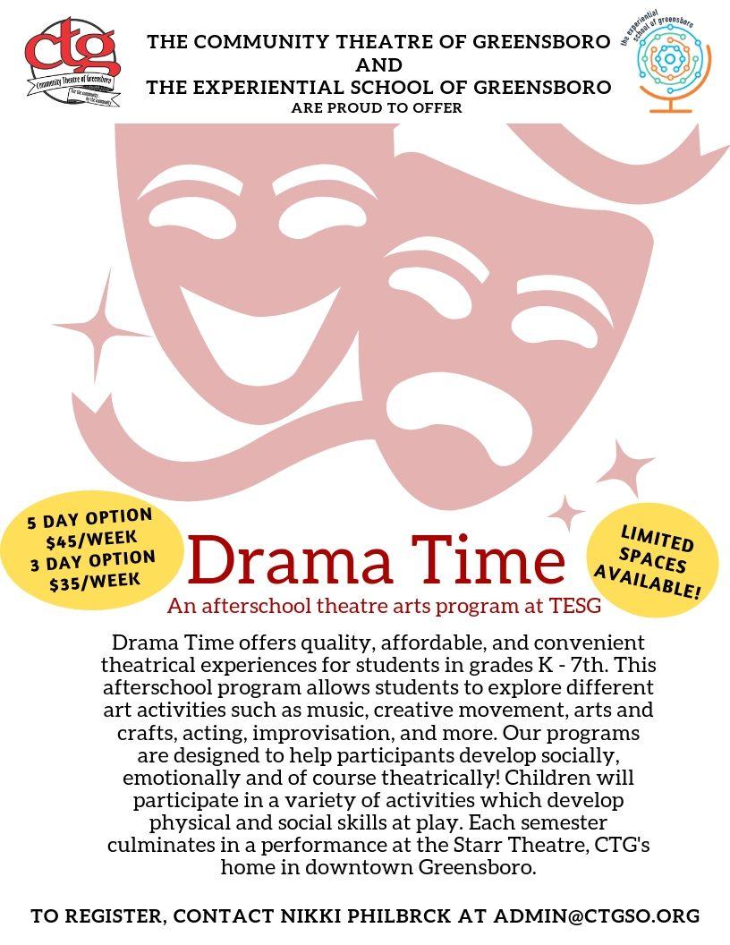 Drama Time TESG 2019_2020